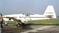 G-NRDC @ EGLF - NDN NDN-6 Fieldmaster at Farnborough International 1982
