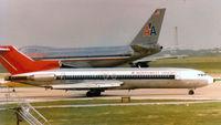 N291US @ DFW - Northwest Orient Airlines 727 at DFW