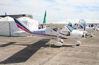 N460RD @ SEF - FlyItalia MD3 Rider