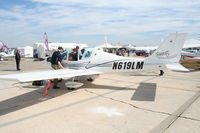 N619LM @ SEF - Costruzioni Aeronautiche Tecna P2002 Sierra