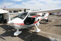 N635CT @ SEF - Flight Design CTLS