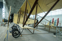 2531 @ BRUSSELS - This French AF Caudron is preserved in the Army Museum in Brussels.