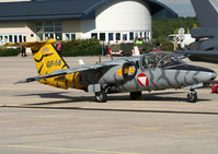 1116 @ LFOA - Parked at his stand during LFOA Airshow 2008 and with Tiger c/s... - by Shunn311