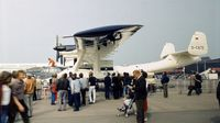 D-CATD @ EDDV - Dornier Do 24 TT at the Internationale Luftfahrtausstellung ILA at Hannover 1984