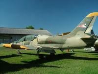 122 @ LHKE - Kecskemét, Hungarian Air-Forces Base / LHKE / Hungary - Airshow '2005 - by Attila Groszvald / Groszi