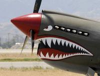 N940AK @ KCNO - Chino Airshow 2008