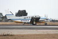 N769AA @ SEF - Piper PA-34-200T