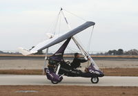 N802PM @ SEF - P and M Aviation Quik GT450 Trike