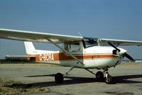 G-BCRA @ EGLK - A Blackbushe resident as seen at the 1976 Blackbushe Fly-in. - by Peter Nicholson