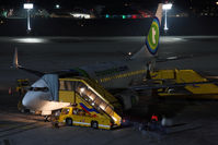 PH-XRW @ SZG - Boeing 737-7K2