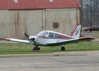 N123JC @ DTN - Parked at Downtown Shreveport. - by paulp