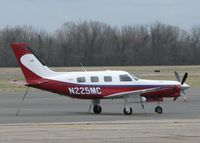 N225MC @ DTN - Parked at Downtown Shreveport. - by paulp