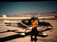 N10091 - Taken in the mid-seventies in Southern California - Unknown Person - by Jack Tucker