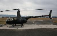 D-HSKG @ EDTF - Robinson R-44 Raven II - by J. Thoma