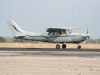 N1742X @ SEF - Cessna T210L