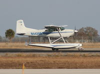 N4439R @ SEF - Cessna 185F on floats