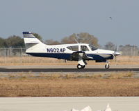 N6024P @ SEF - Commander Aircraft 114