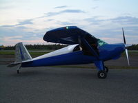 CF-GJH @ CYWL - Lycoming powered - by Ryan Brown