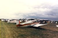 G-BHNL @ EGBG - PFA Rally 1980 - by GeoffW