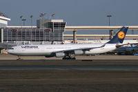 D-AIGP @ DFW - Lufthansa at DFW