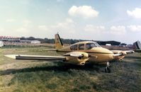 G-APYX @ EGKB - Away from the crowds at the 1980 Air Fair - by GeoffW