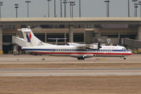 N322AC @ DFW - American Eagle at DFW