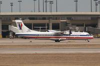 N322AC @ DFW - American Eagle at DFW