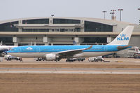 PH-AOA @ DFW - KLM at DFW