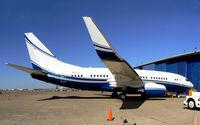 N8767 @ DAL - Private 737 at Dallas Love Field - Autostitch photo