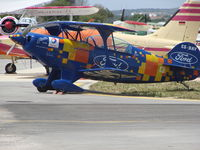 CS-DAY @ LPPM - Pitts special from aerobatica team at Portimao air festival - by ze_mikex