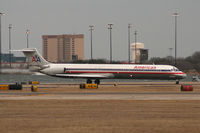 N476AA @ DFW - American Airlines MD-80 at DFW - by Zane Adams