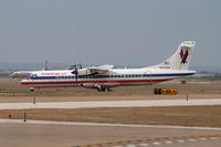 N440AM @ DFW - American Eagle at DFW - by Zane Adams