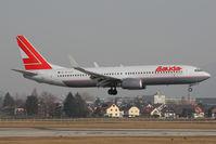OE-LNK @ SZG - Boeing 737-8Z9 - by Juergen Postl