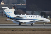 SP-KCK @ SZG - Cessna 525A Citation CJ2