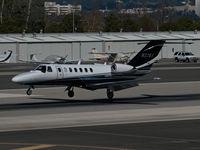 N23BV @ KSMO - N23BV arriving on RWY 21 - by Torsten Hoff