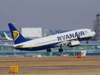 EI-DHV @ EGCC - Ryanair - by chris hall