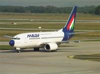 HA-LOR @ LHBP - Boeing 737-700 of MALEV at Budapest Ferihegy II