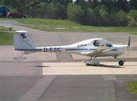 D-EZIC @ EDKV - Diamond DA-20-A1 Katana at Dahlemer Binz airfield - by Ingo Warnecke