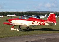 G-TJDM photo, click to enlarge