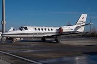 YU-BZZ @ VIE - Cessna 550 Citation 2