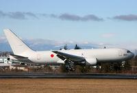 N766TT @ KPAE - Boeing 108 (JASDF 603) arriving from McConnell AFB KIAB