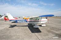 N9128U @ SEF - Cessna 150M