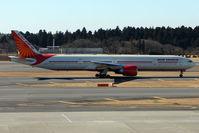 VT-ALN @ RJAA - Air India B777 at Narita