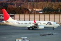 JA315J @ RJAA - JAL B737 at Narita