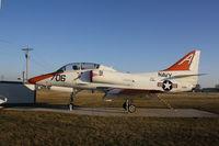 152861 @ KCGI - Douglas TA-4F - by Mark Pasqualino