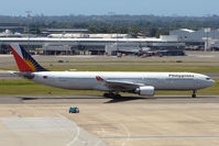 RP-C3340 @ YSSY - Phillipines A330 at Sydney