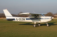 G-CEZM @ EGKH - CESSNA 152 - by Martin Browne