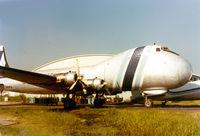 N89FA @ ADS - Douglas C-54 Carvair at Dallas Addison