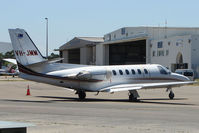 VH-JMM @ YSSY - Cessna Citation 551 at Sydney