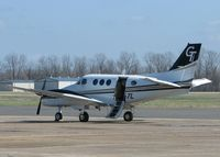 N1057L @ DTN - Parked at the Downtown Shreveport airport. - by paulp